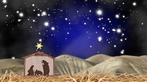 christmas worship video background hd adore