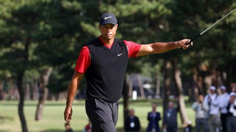 Tiger Woods is tied with which golf pro for most PGA TOUR ...