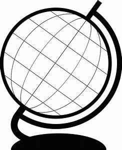 Free Clipart Of A Wire Desk Globe