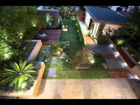 Modern Landscape Design Ideas Backyard Garden Ideas Youtube