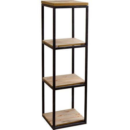 small bookcase walmart lynnwood industrial 3 tier small bookcase