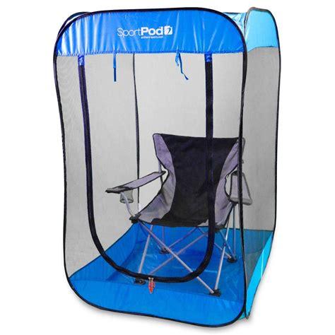 bugpod sportpod pop  insect screen tent