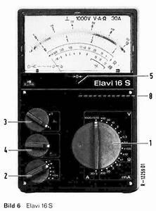 Hartmann Und Braun -- Elavi 16s