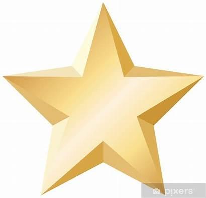 Ster Gouden Goldstern Stella Oro Sticker Pixers