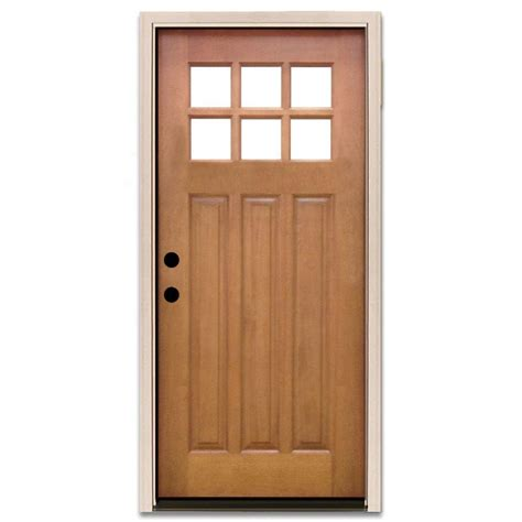 prehung interior doors home depot steves sons 36 in x 80 in craftsman 3 lite arch