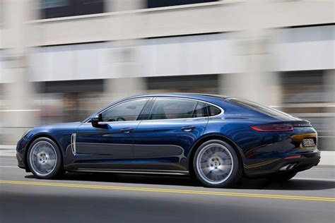 2020 the porsche panamera 2020 porsche panamera will get awesome new tech from audi