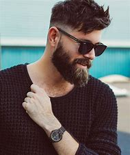 2018 Hair Styles for Men with Beards
