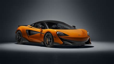 2019 Mclaren 600lt 5k Wallpaper