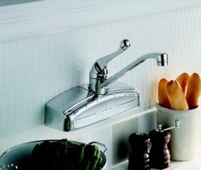 buy  wall mount kitchen faucet  delta