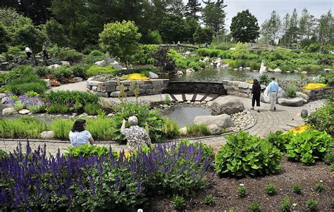 botanical gardens maine saving water and energy at of growth at coastal