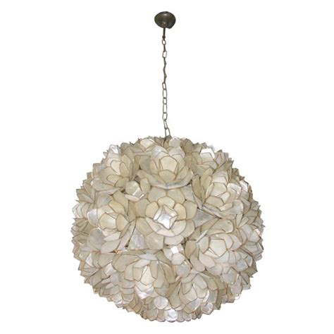 of pearl chandelier at 1stdibs
