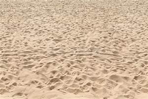 Beach Sand Texture Horizontally Tileable Seamless Stock ...