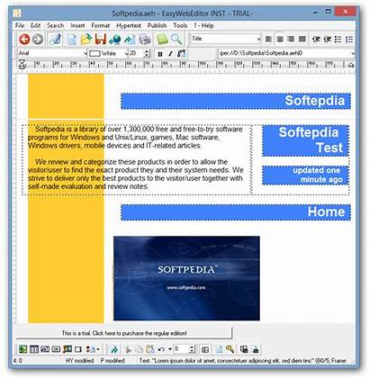 Editor Web Easy Screenshots Editors