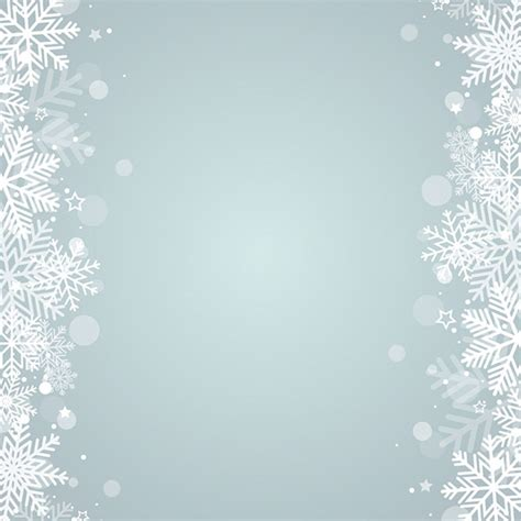 Background Winter Template by Winter Snowflake Pattern Background Vector Millions