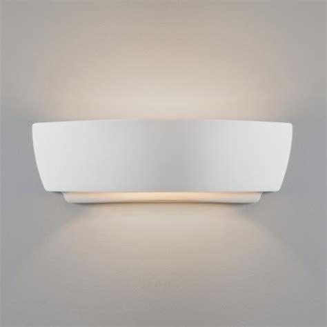 astro 7075 kyo 1 light ceramic wall light