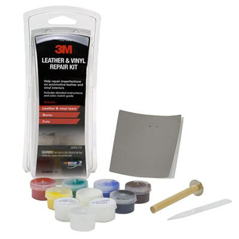 Repair In Leather by 3m Leather Vinyl Repair Kit 08579