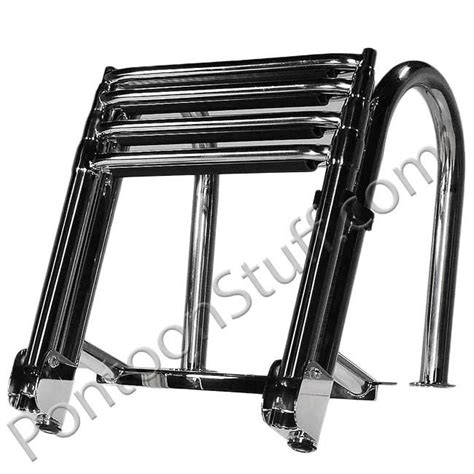Ultimate Boat Ladder by Ladders Entry Pontoon Ladder Heavy Duty Stainless