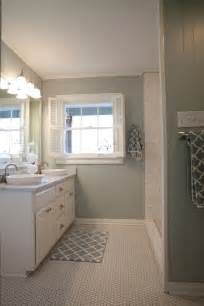 as seen on hgtv s fixer bathroom ideas paint colors the shutter and tile