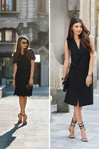 All Black Clothes For Women To Try This Summer 2018 | Standout Look