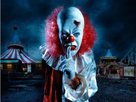 Wallpaper Clown by Killer Clown Wallpapers 36 Wallpapers Adorable Wallpapers