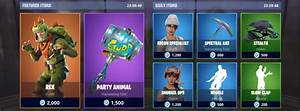 What are the daily items in the Fortnite shop today? – 2 ...