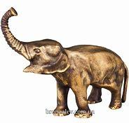 что символизирует слон с опущенным хоботом