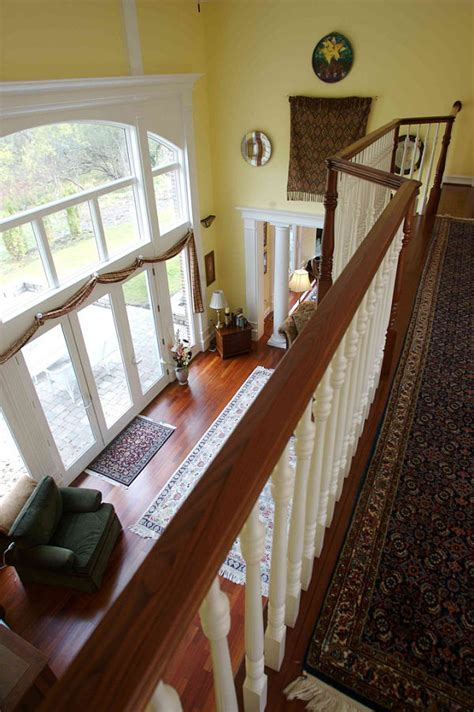 Interior Stair and Railing Design Ideas   Photos and