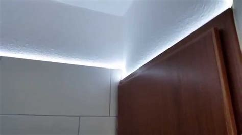 Led Streifen Im Badezimmer Youtube