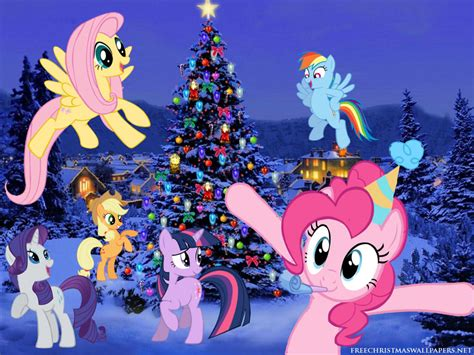 fim christmas store my pony special request by xoxzooz on deviantart