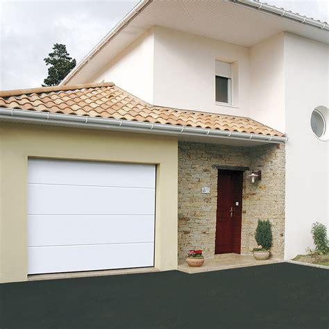 porte de garage novoferm porte sectionelle de garage ma 233 va les mat 233 riaux