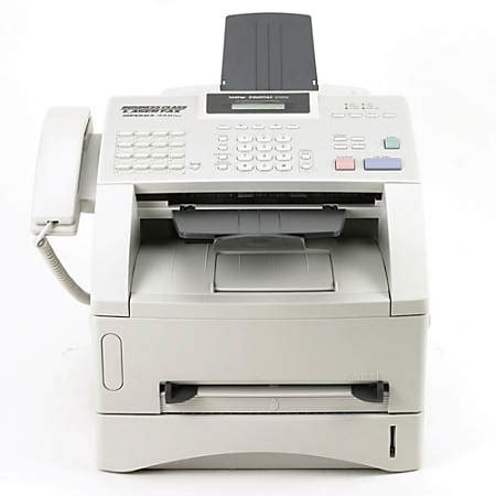 Brother Intellifax 4100e Business Class Laser Fax By Office Depot & Officemax