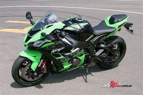 Review Kawasaki Zx10 R by Review 2016 Kawasaki Zx 10r Road Test Bike Review