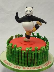 Kung Fu Panda Cake - Celebration Cakes - Cakeology