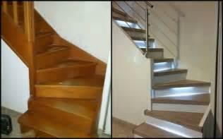 Escalier En Bois Qui Grince Comment Faire by R 233 Nover Un Escalier Peindre Sans Poncer