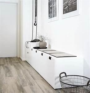 Kleine Bank Flur : 15x schoenenkast inspiratie in de hal homease ~ Whattoseeinmadrid.com Haus und Dekorationen