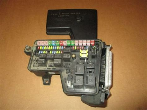 purchase  dodge ram    fuse box integrated