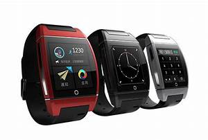 Inwatch One Smartwatch Has Gsm Connectivity And A Heavily