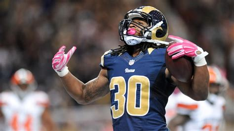 todd gurley ultimate  rookie highlights youtube