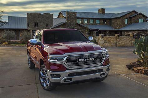 First Look  2019 Ram 1500