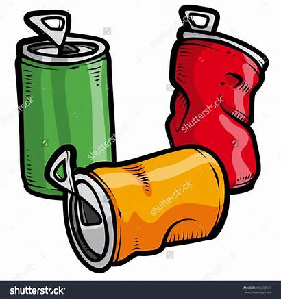 Cans Clipart Soda Beverage Drink Soft Clip