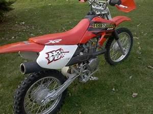2001 Honda Xr80