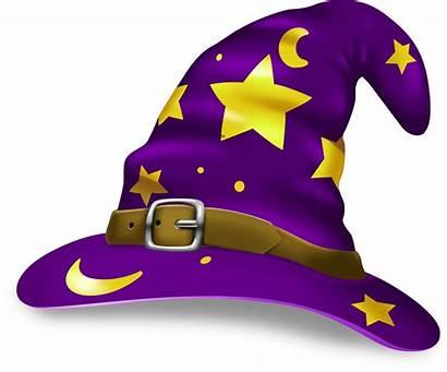 Wizard Hat Transparent Clipart Background Cap Photoshop
