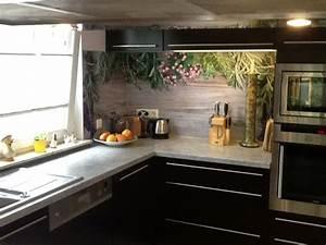 Wandverkleidung Küche Glas : die individuelle k chenr ckwand f r deine k che mit tollen motiven ~ Markanthonyermac.com Haus und Dekorationen
