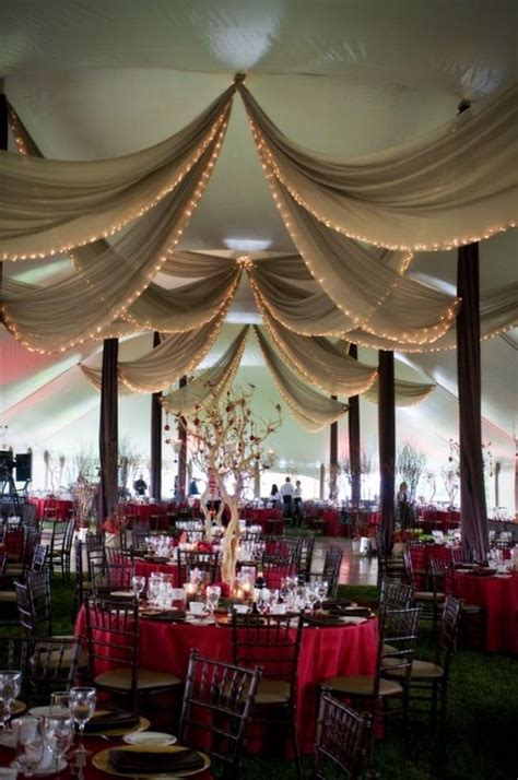 Draping Cloth On Ceiling - 144 best wedding tents drapes with style images on