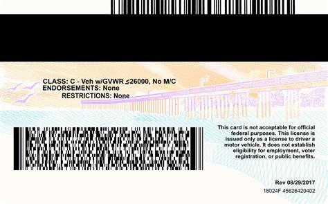 california ca drivers license psd template