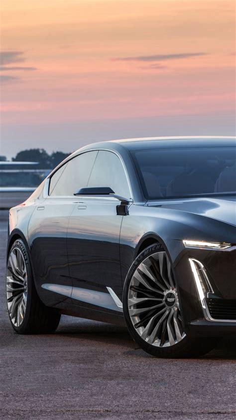 wallpaper cadillac escala black sedan luxury cars cars