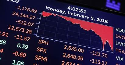 Market Trump Drop Board Nyse Rise Numbers