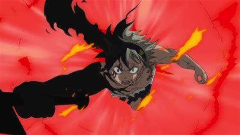 Black Clover Asta Demon Form Wallpaper Brengsek Wall