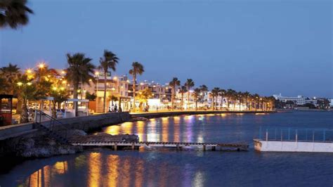 Cyprus by Night: Magical photos from all over the island ...