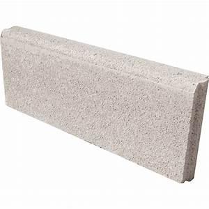 Bordure Beton Jardin : bordure droite avec embo tement b ton ton pierre x l ~ Premium-room.com Idées de Décoration